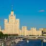 На Москву надвигается жара