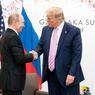 Трамп заискивал перед Путиным