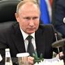 Владимир Путин прибыл в ОАЭ