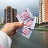 В Челябинске началась массовая раздача бесплатных антибактериальных салфеток