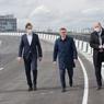 В Челябинске сдали путепровод-долгострой