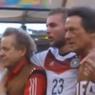 Получивший травму в финале ЧМ Кристоф Крамер жалуется на провалы памяти