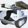 В Минске презентовали противотанкового робота (ФОТО)