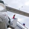 Европа сворачивает авиасообщение с востоком Украины