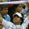 Марадона потребовал пустить его на тренировку сборной Аргентины