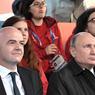 Путин будет присутствовать на церемонии закрытия ЧМ-2018