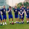Футболисты сборной России креативно поздравили Черчесова с юбилеем