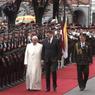 Римский папа вспомнил о русских в Латвии