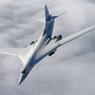 Опубликованы кадры полета Ту-160 над водами Арктики