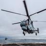 """Минобороны опубликовало кадры тренировок: """"слепая"""" посадка Ка-27 на палубу"""