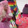 На «Горном воздухе» прошёл 25-й «Снежный карнавал»