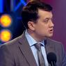 Лидер партии Зеленского отказался говорить на украинском языке