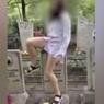 Полицейские установили личность станцевавшей на кладбище в Хабаровске девушки