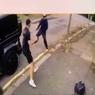 """Появилось видео вооруженного нападения на футболистов """"Арсенала"""" в Лондоне"""