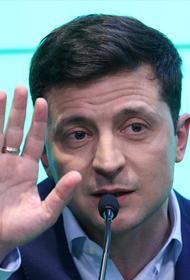 Националистам не понравилось, что Зеленский поздравил Путина, а их не поздравил