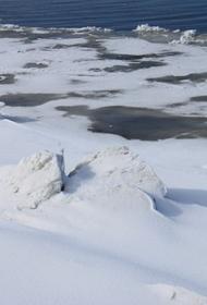 В Хабаровском крае затопило территорию.  Пострадали 16 домов и 45 участков