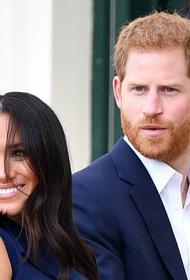 Меган Маркл и принц Гарри трогательно помогли влюбленной паре