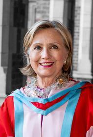 Клинтон стала ректором британского университета