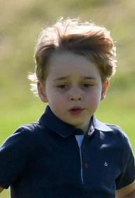 Старшему сыну герцогини Кейт позволили нарушить одно из важнейших правил королевской семьи