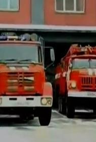 Возбуждено уголовное дело по факту гибели восьми человек на пожаре в Подмосковье