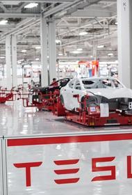 Tesla получит новый кредит в $1,4 млрд от китайских банков для фабрики в Шанхае