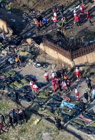Почему разбился украинский Boeing