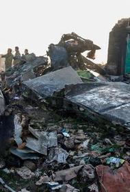 Boeing рухнул из-за технической неисправности - источники безопасности