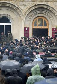 Абхазия на грани госпереворота