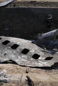 В Иране рассказали, почему был задержан вылет разбившегося впоследствии украинского Boeing