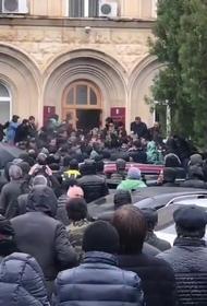 В попытке госпереворота участвовали граждане Украины, заявили в Сухуми
