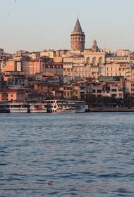 В Турции столкнулись российский танкер и рыболовецкое судно