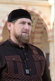 Глава Чечни Рамзан Кадыров проклял Сталина