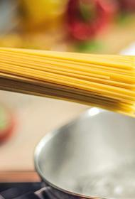 Американские учёные всерьёз заинтересовалась процессом варки спагетти