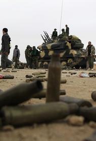 Военные действия возобновились в Ливии на фоне неудавшихся переговоров в Москве