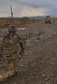 Военную базу в Ираке обстреляли из реактивных систем залпового огня
