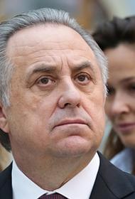 Мутко высказал мнение об отставке правительства Медведева
