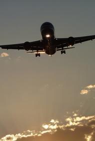 Самолет сбросил топливо на Лос-Анджелес, 60 пострадавших