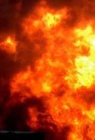 В Испании прогремел взрыв на нефтехимическом заводе