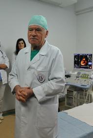 Простой способ продления жизни подсказал главный кардиохирург Минздрава России