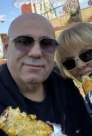 Валерия опубликовала фото Пригожина на каблуках