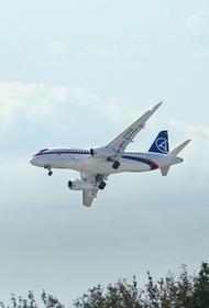 В аэропорту Домодедово прокомментировали инцидент с SSJ 100