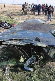 От Тегерана требуют компенсаций за сбитый Boeing 737