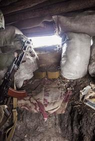 Видео с места «лютого боя» ополченцев и ВСУ под Горловкой опубликовали в сети