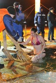 Более 2 миллионов россиян приняли участие в праздновании Крещения