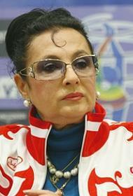 Ирина Винер -Усманова высказала мнение о новом главе Минспорта