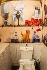Туалет Кличко признали лучшим на Украине