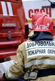 Пожарные добровольцы в 2019 году спасли жизни 380 человек