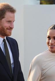Принц Гарри и герцогиня Меган временно лишились своего главного заработка