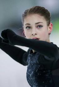 Косторная удивила тройным акселем и выиграла короткую программу на ЧЕ