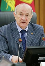 Николай Долуда сложил с себя полномочия вице-губернатора Краснодарского края